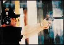 THE ACADEMY OF TACTICAL TRAINING AND SECURITY, LLC Director of Training PETER J. KOLOVOS Hand Gun Demo 847-322-3255 Peter J. Kolovos Police & Fire Sports Festival, Indianapolis, IN taking Gold & Silver Metals